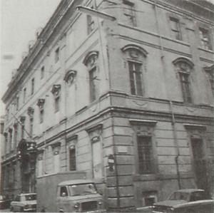 Palazzo Caisotti di Verduno e casa di San Martino