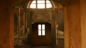 Interno della cappella Tarino. Fotografia di Edoardo Vigo, 2012.