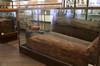 Il nuovo allestimento della Tomba di Kha presso il Museo Egizio. Fotografia di Dario Lanzardo, 2010. © MuseoTorino.