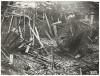 Corso Ciriè 18. Stabilimento Rasetti. Effetti prodotti dai bombardamenti dell'incursione aerea del 30 Novembre 1942. UPA 2432_9C02-54. © Archivio Storico della Città di Torino