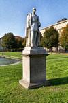 Giovanni Albertoni, Monumento a Eusebio Bava, 1856. Fotografia di Mattia Boero, 2010. © MuseoTorino.