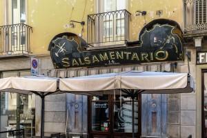 Ristorante L'Orto, ex Salsamentario Drappero