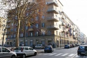 Case Grassi, via Monte Rosa – largo Sempione
