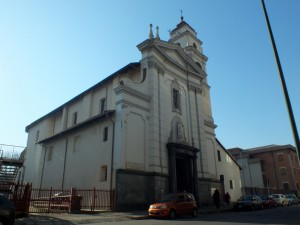 Chiesa della Natività di Maria Vergine a Pozzo Strada
