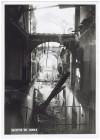 Via Filippo Juvarra n. 19, Ospedale Oftalmico. Effetti prodotti dai bombardamenti dell'incursione aerea del 9 dicembre 1942. UPA 3083_9D03-38. © Archivio Storico della Città di Torino