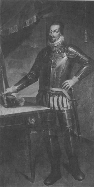 Emanuele Filiberto (Chambery, 1528 - Torino, 1580)