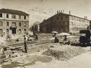 Ceat, 1956 © Archivio Storico Città Torino (GDP sez I 1331A_001)