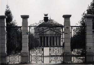 Pantheon di Mirafiori, prima del restauro © EUT 10