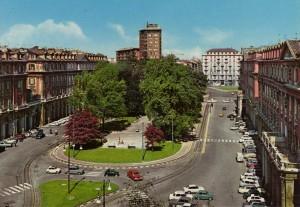 Piazza Statuto e dintorni