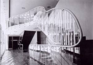 Società Ippica Torinese. Scalone e balconcino interni. © Politecnico di Torino