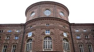 Palazzo Carignano. Fotografia diPaolo Mussat Sartor e Paolo Pellion di Persano, 2010. © MuseoTorino-Soprintendenza per i Beni Storici, Artistici ed Etnoantropologici del Piemonte