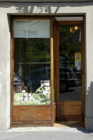 Peyrano, particolare esterno, Fotografia di Marco Corongi, 2005 ©Politecnico di Torino