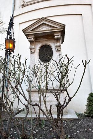 Tempietto presso il Santuario della Consolata. Fotografia di Mattia Boero, 2010. © MuseoTorino.