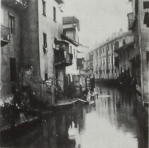 Canale dei Molassi (medievale)