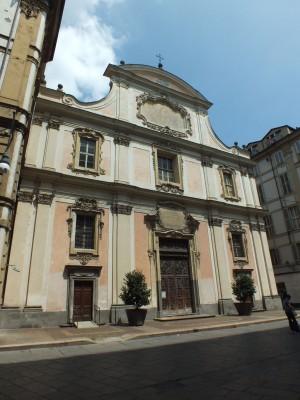 Chiesa di San Dalmazzo. Fotografia di Paola Boccalatte, 2013. © MuseoTorino