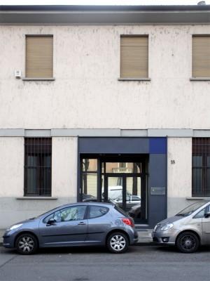 Ex stabilimento Officine Meccaniche Felice Rasetti
