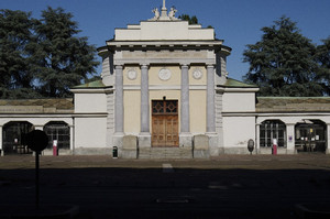 Cimitero monumentale. Fotografia di Dario Lanzardo, 2010. © MuseoTorino