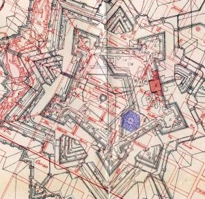 L'area della cittadella