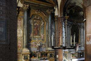 Chiesa di San Domenico (interno, 2). Fotografia di Paolo Gonella, 2010. © MuseoTorino.