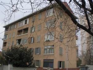 INA-Casa, corso Bramante 62