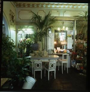 Grosso Ormea di Serafino, fioraio, interno, 1998 © Regione Piemonte