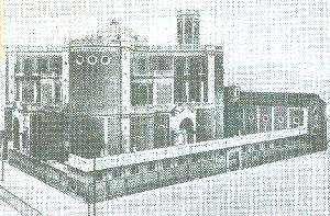 Chiesa della Pace, anni Trenta del Novecento