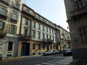 Palazzo Ogliani, via Della Rocca 23