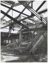 FIAT Autocentro - Stabilimento di Mirafiori. Effetti prodotti dal bombardamento dell'incursione aerea del 20-21 novembre 1942. UPA 2202_9B06-21. © Archivio Storico della Città di Torino