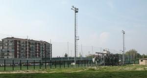Impianto polisportivo di via Arbe