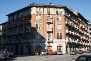 Casa di abitazione corso Vercelli – via Palestrina