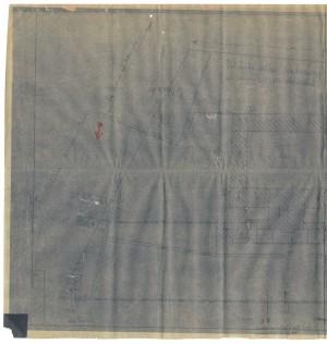 Bombardamenti aerei. Censimento edifici danneggiati o distrutti. ASCT Fondo danni di guerra inv. 2041 cart. 42 fasc. 47 (prima parte). © Archivio Storico della Città di Torino
