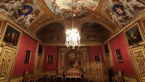 Palazzo Reale. Fotografia diPaolo Mussat Sartor e Paolo Pellion di Persano, 2010. © MuseoTorino-Soprintendenza per i Beni Architettonici e Paesaggistici del Piemonte.