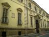 Lapide dedicata a Massimo d'Azeglio