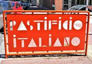 Giardino Pastificio italiano - Curiosità  di Torino