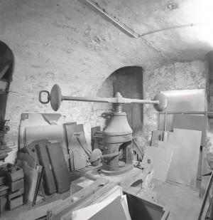 Villarboito, tipografia, torchio, 1998 © Regione Piemonte