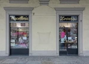 Macelleria Lovera, esterno, 2017 © Archivio Storico della Città di Torino