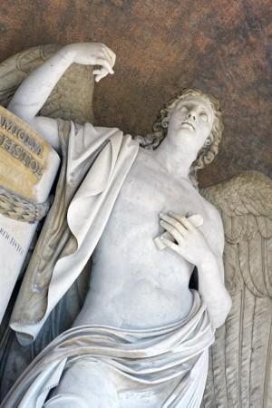 18AI Giuseppe Bogliani (1805-1881), Tomba Rochstol (Arcata 52). Fotografia di Roberto Cortese, 2018