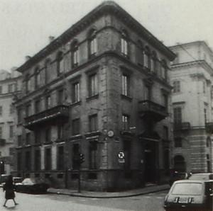Già Casa Scaglione, ora albergo