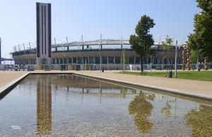 Stadio Comunale Vittorio Pozzo già Mussolini e impianti sportivi