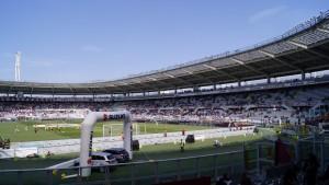 Stadio Olimpico. Fotografia di Luca Davico, 2015 © Archivio Storico della Città di Torino.