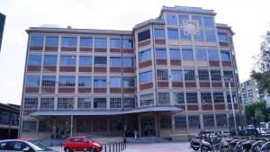 Uffici Comune Torino tributi e catasto. Fotografia di Luca Davico, 2015 © Archivio Storico della Città di Torino