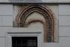 Resti di una finestra medievale in via Conte Verde. Fotografia di Paolo Gonella, 2010. © MuseoTorino.