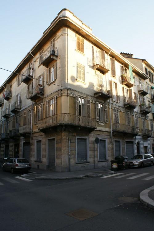 Mt scheda casa di abitazione via lein 20 for Progetta il mio edificio online