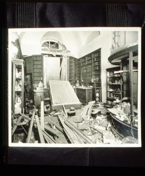 Regia farmacia Masino, danni guerra, 1998 © Regione Piemonte