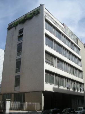 Edificio di civile abitazione via Alessandro Vittorio Papacino 23