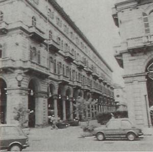 Prolungamento ottocentesco di via Garibaldi
