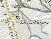Cascina Galliziana. Topografia della Città e Territorio di Torino, 1840. © Archivio Storico della Città di Torino