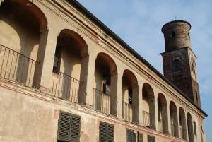 Loggiato del Castello del Drosso. © EUT 10