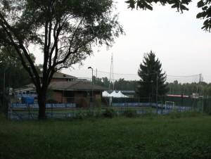 Impianto sportivo della Pellerina