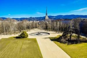 Giardino delle Arti, Palazzo Reale © Musei Reali Torino